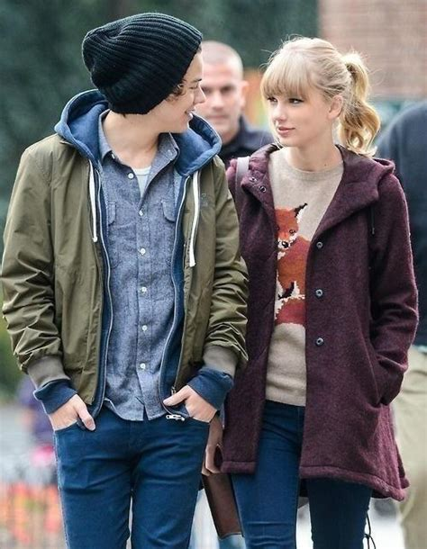Taylor swift and harry styles as a couple pictures jpg 500x644
